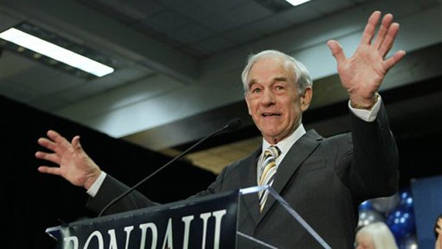 Candidates' Corner: Are Ron Paul's chances realistic