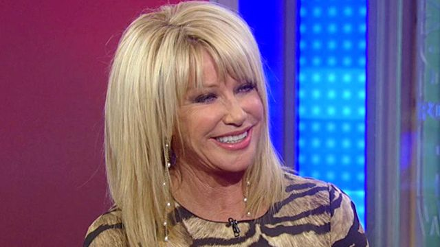 Suzanne Somers' 'Bombshell' medical secrets