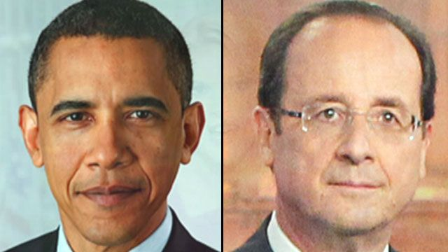 Hollande and Obama: How do their policies stack up?