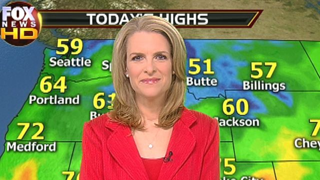 Fox Northern & Mid-Western Weather Forecast: 5/10