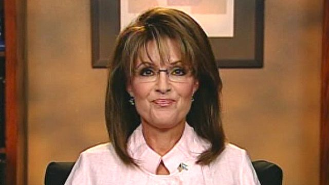 Uncut: Palin: 'I Do Have the Fire in My Belly'