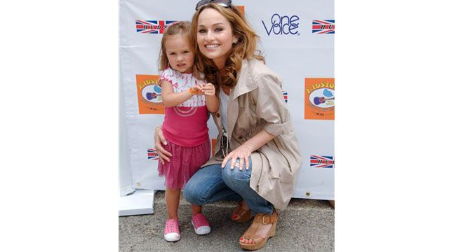 Giada on Cooking Healthily for Your Kids