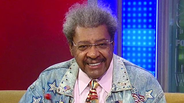Don King Ranks GOP Contenders