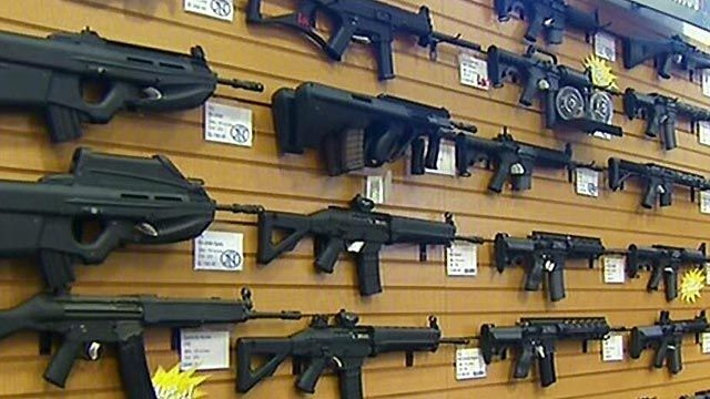 Stunning Report Expected on Gun Sales to Mexico