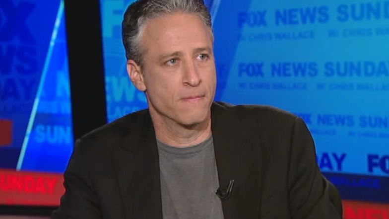 Exclusive: Jon Stewart on 'Fox News Sunday'