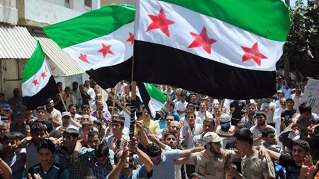 Report: Funeral in Syria comes under attack as mourners flee