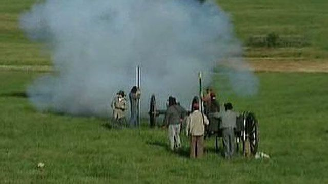 Civil War Re-enactment Lives On