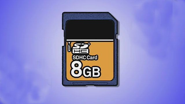 How To Pick an SD Memory Card