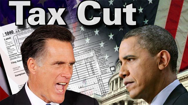 Romney on the offensive over taxes