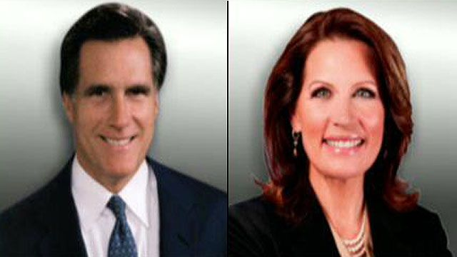 Will Bachmann Overtake Romney in the Polls?