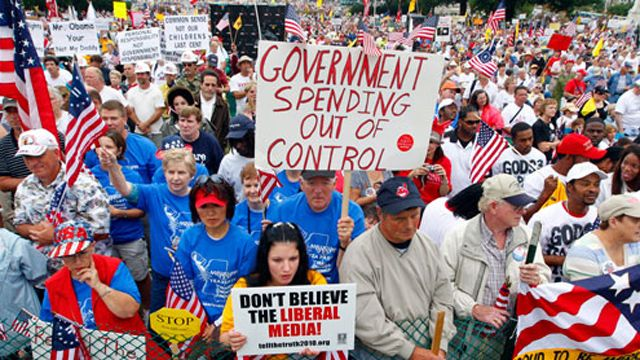 What role will the Tea Party have at the GOP convention?