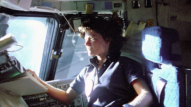 Remembering the life of Sally Ride
