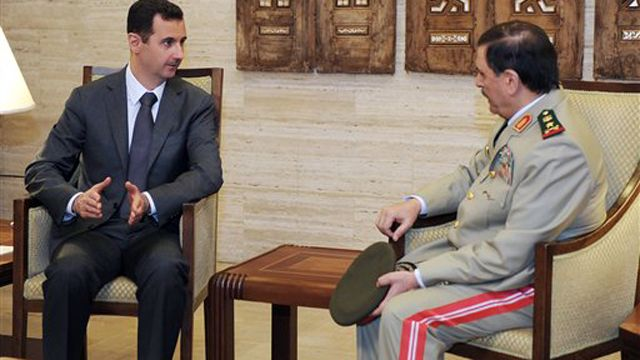 US reportedly mounting 'quiet' effort to push out Assad