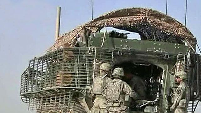 Safety threat to US troops in harm's way?