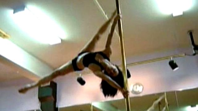 Pole-Dancing For Kids?