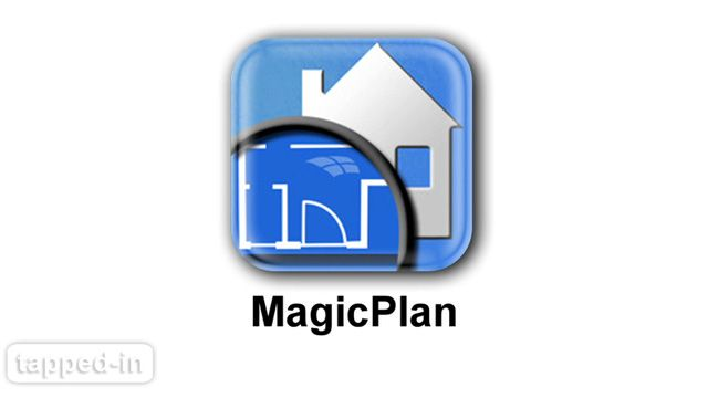 Tapped-In: MagicPlan for the iPhone