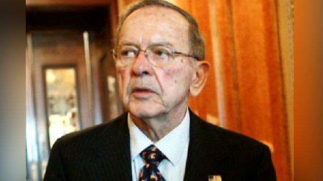 'Greatest Admiration and Love for Ted Stevens'