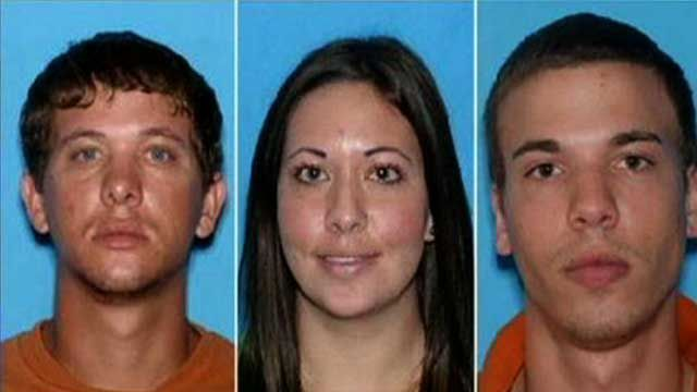Fugitive Siblings from FL Busted