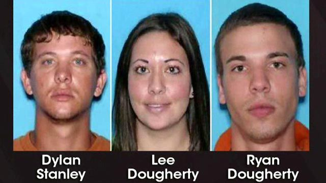 Laundry List of Charges Facing Fugitive Siblings
