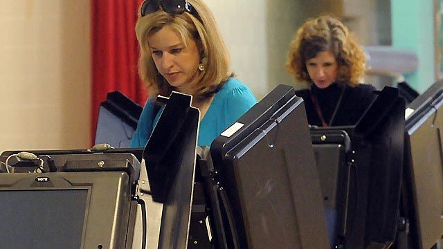 Are stereotypes about women voters wrong?