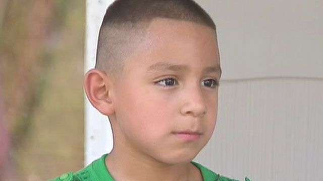 Hero Saves 8-Year-Old From Drowning