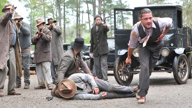 LaBeouf: 'Lawless' story 'sexy'