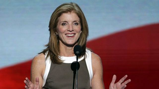 Reaction to Caroline Kennedy's abortion comments