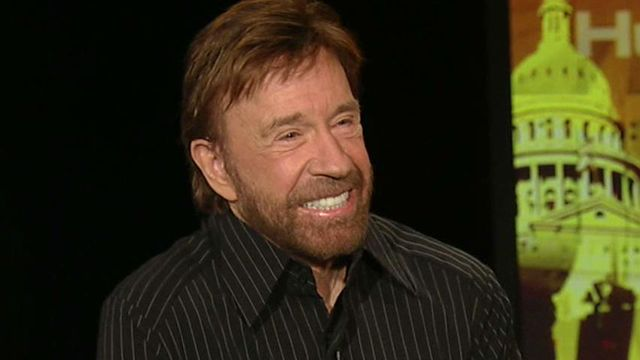 Chuck Norris on importance of 2012 election
