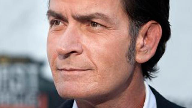 Charlie Sheen Ready for Roast