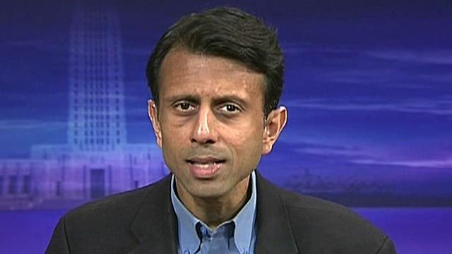 Gov. Jindal: Rick Perry Is the 'Right Person'