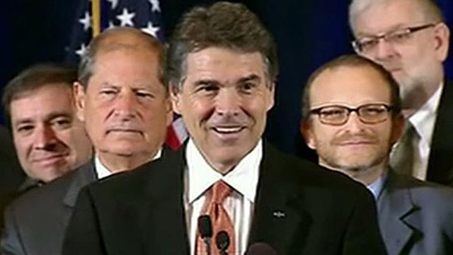 Perry: Obama Mideast Policy 'Misguided and Dangerous'