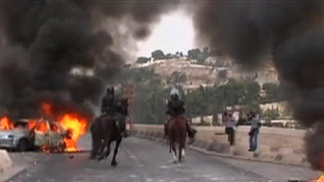 Security Tight in Jerusalem Post Clashes