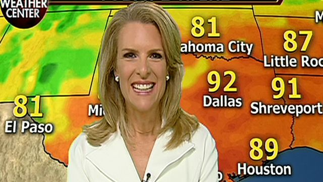 Fox Southwest/Central Weather Forecast: 9/27