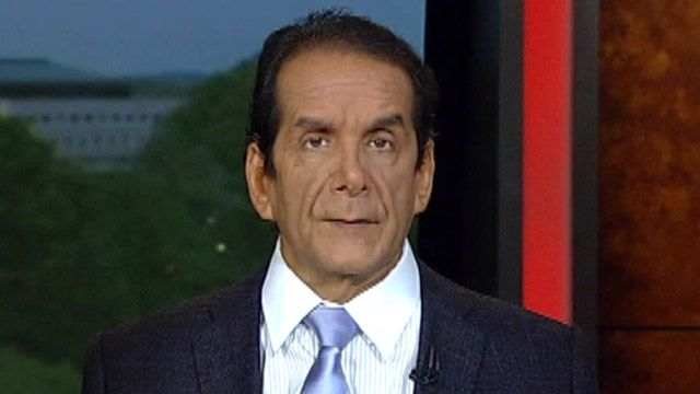 Krauthammer: Take away the prompter, this is his game