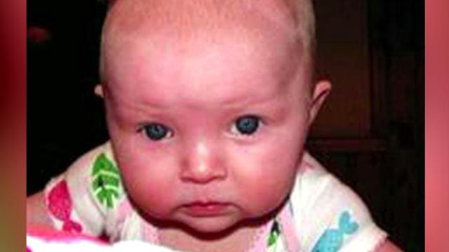 Search Underway for Missing Baby