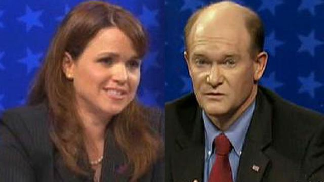 O'Donnell and Coons Trade Barbs