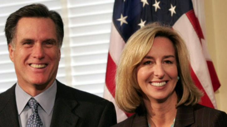Romney's former lieutenant governor defends record on women