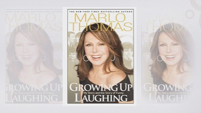 """Marlo Thomas on """"Growing Up Laughing"""""""