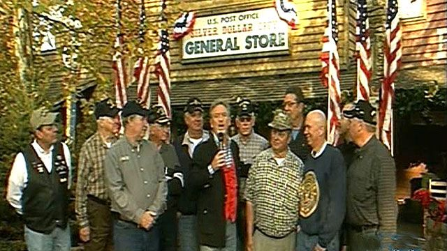 After the Show Show: Honoring the Troops
