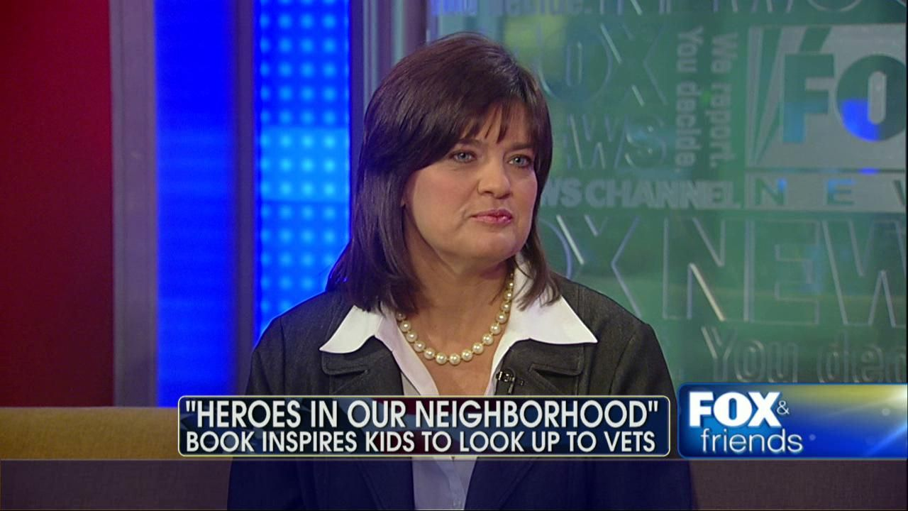 "Author of ""Veterans: Heroes in Our Neighborhood"" Explains the Importance of Returning Heroes to America's Children"