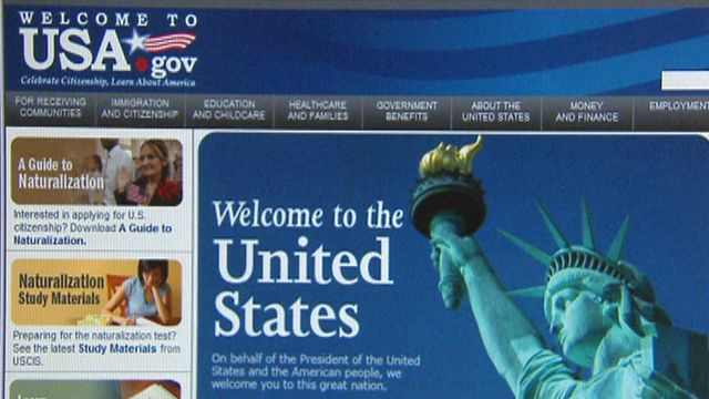 DHS website promotes gov't handouts to immigrants