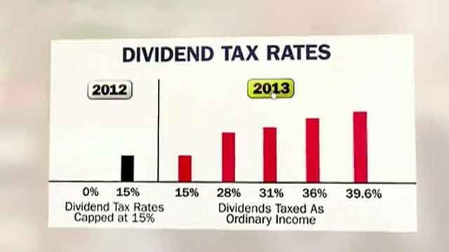 Concerns grow over potential dividend tax hike
