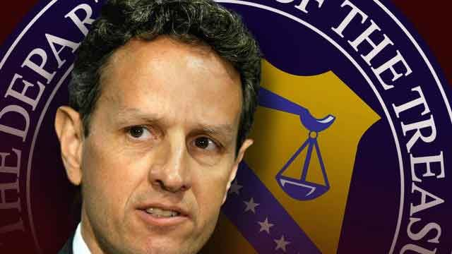Geithner to head 'fiscal cliff' talks with Congress
