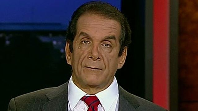 Charles Krauthammer sounds off on fiscal cliff