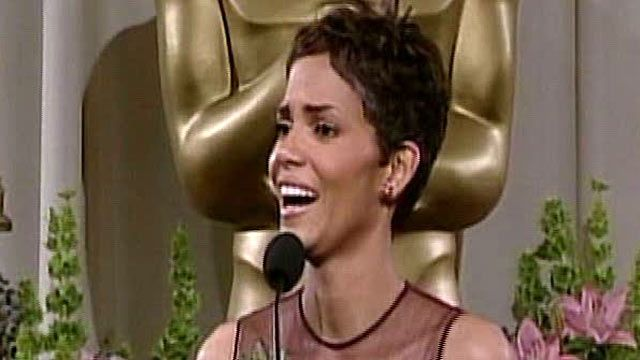 Halle Berry Plays 'White Racist'