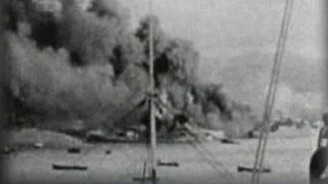 New Pearl Harbor Video Found