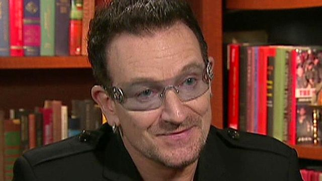 Exclusive: Huckabee Interviews Bono, Part 2