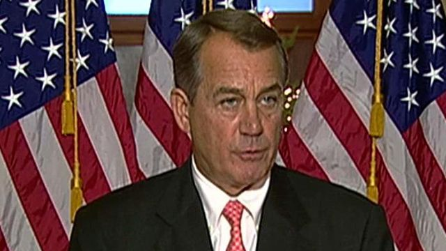 House and Senate on Collision Course